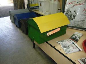 Custom made mailboxes London Ontario image 3