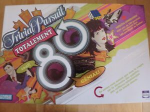 Trivial Pursuit totalement 80