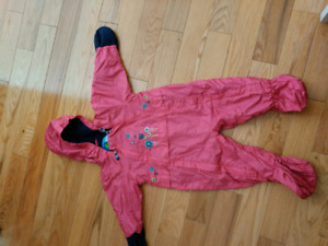 Menteau de printemp enfant
