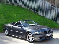 2006 06 BMW 318 2.0 2006MY Ci M Sport