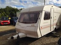 Abbey Lancaster 5berth 1990