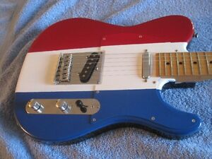 Peavey Reactor Tele - Style guitar for sale