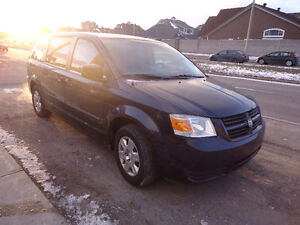 2009 Dodge Grand Caravan 6cl Comes With Sefety & E Test