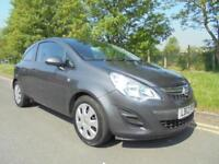 Vauxhall Corsa 1.4i 16v ( a/c ) automatic 2012/12 Exclusiv 3 door one owner
