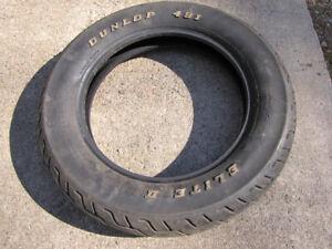 Dunlop 491 Elite2  rear tire MU90B-16   78 H almost new