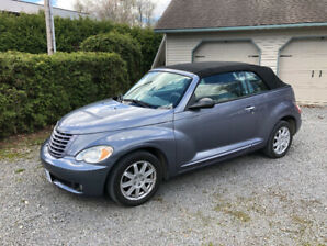 Florida PT Cruiser convertible