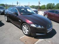 2012 Jaguar XF 2.2TD Auto Luxury. 1 Owner.
