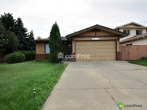 Well Maintained Corner Alley Lot, Open Concept Living Main Floor