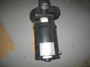 3/4HP electric Motor and pump