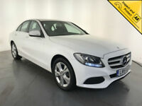 2015 MERCEDES C220 SE EXECUTIVE AUTO DIESEL 1 OWNER SERVICE HISTORY FINANCE PX