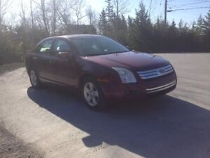 2007 Ford Fusion only 50K KM in excellent condition