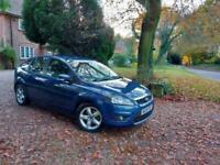 2009 Ford Focus 1.6 Zetec 5dr Auto HATCHBACK Petrol Automatic