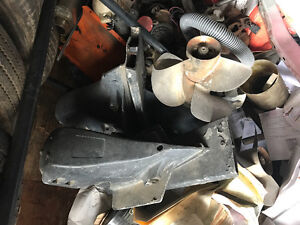 2 volvos dual props sterndrives