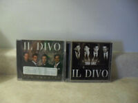 New in plastic Il Divo CD Live in Barcelona and The Promise