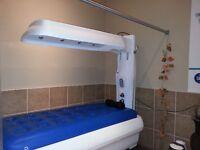 Vichy shower,massage,acupuncture,reflexology.herbal medicine.fac
