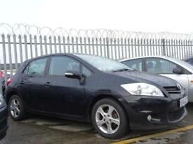 Toyota Auris 1.33 VVT-i 2010 TR BLACK + 1 YEAR COMPREHENSIVE WARRANTY