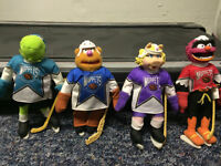 NHL All-Star Muppet McDonald`s Toys