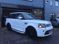 Land Rover Range Rover Sport 4.2 V8 Supercharged AUTOBIOGRAPHY & LPG CONVERION