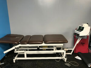 Triton Physiotherapy Traction Bed