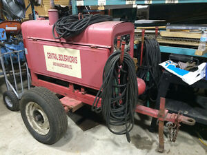 Lincoln Diesel Welder