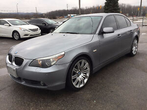 2005 Bmw 545i !!CERTIFIED!! ! FINANCING AVAILABLE!!