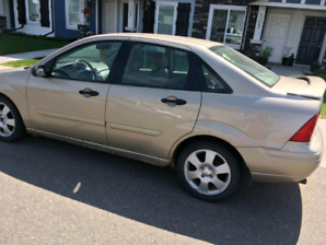 2001 Ford Focus ZTS Good Condition Great daily driver