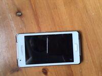 Samsung galaxy S Internet phone