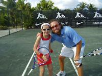 Cours de tennis pour débutant, intermédiaire et avancé