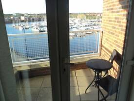 1 bedroom flat in Commissioners Wharf, Royal Quays North Shields, Tyne and Wear, NE29