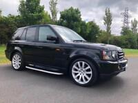 RANGE ROVER SPORT 2.7 TDV6 H.S.E*** LOW MILES & HUGE SPEC & CHEAP TAX***