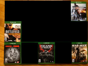 14 Xbox One games for sale