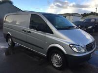 Mercedes-Benz Vito 2.1TD Long 111CDI fridge van 2006
