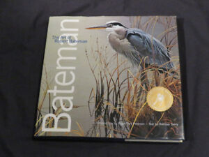 NOW $5.00 --- The Art of Robert Bateman by Robert Bateman