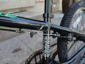 "Mirraco Apprentice 20"" BMX Bike with Rear Stunt Pegs Kitchener / Waterloo Kitchener Area image 10"