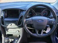 2016 Ford Focus 1.5 TDCi 120 Zetec 5dr Hatchback Diesel Manual