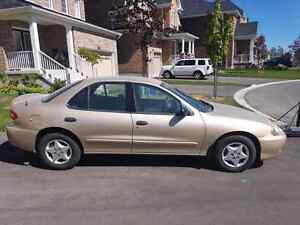 2004 Chevy Cavalier For Sale. Great Condition