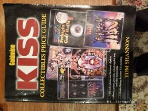 GOLDMINE KISS COLLECTIBLES PRICE GUIDE By Tom Shannon