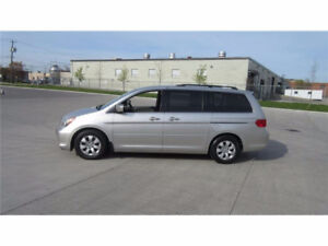 2008 Honda Odyssey 8 seats well maintained