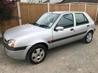 FORD FIESTA FREESTYLE 1.25 ZETEC 5 DOOR SMALL CHEAP TO RUN CAR LONG MOT