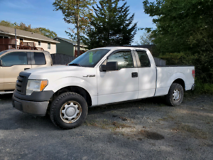 2010 F150 extended cab