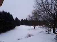 Outdoor Winter Storage for Rent