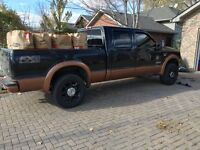 2003 Ford F-250 6.0 Diesel LOW KM's Lariat Centennial Edition