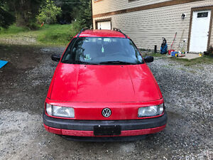 1992 Volkswagen Passat Wagon 2.0