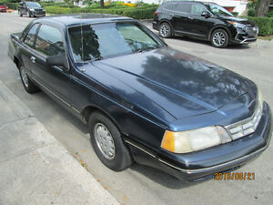 1988 Ford Thunderbird 3.8 L Coupe (2 door)