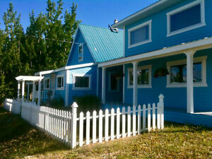 HISTORIC ATLIN HOME!  PropertyGuys 143809