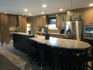 Custom Cabinets - Kitchen - Entertainment Units - Vanities- Bar