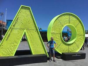 Wanted: 2 Ground Passes for Australian Open Sat 28/1/17 Fitzroy Yarra Area Preview