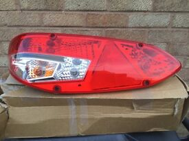 Bailey Pageant rear light cluster