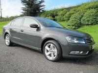 2011 Volkswagen Passat 1.6TDI BlueMotion Tech S **105 BHP**