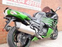 KAWASAKI ZZR1400FFFA PERF SPORT MOTORCYCLE